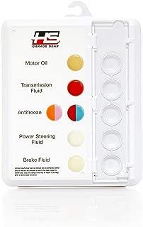 H&S Garage Gear Fluid Lock Vehicle Fluid Sample Tray Dab Tray (Standard)
