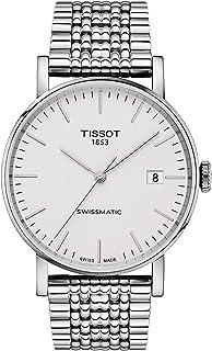 تيسوت ساعة رسمية رجال انالوج بعقارب معدن - T109.407.11.031.00