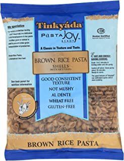 Tinkyada Brown Rice Shells Pasta , 16 Ounce -- 12 per case