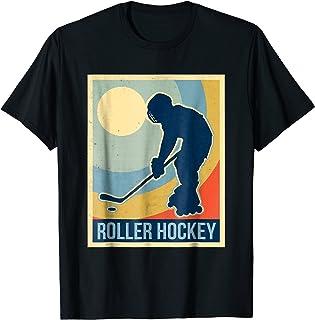 Roller hockey vintage shirt