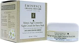 Eminence Organic Skincare Monoi Age Corrective Night Cream, 2 Ounce