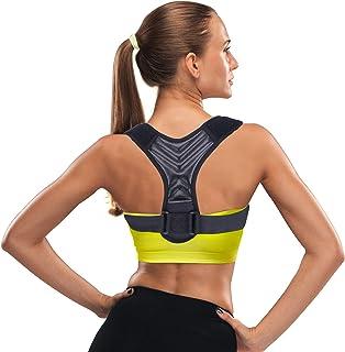 Posture Corrector For Women And Men, Upper Back Brace For posture support, Adjustable Back Straightener,Providing Pain Relief From Neck, Back & Shoulder, (Universal)