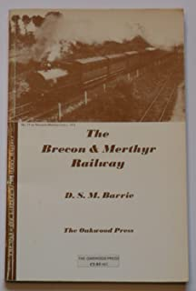 The Brecon & Merthyr Railway