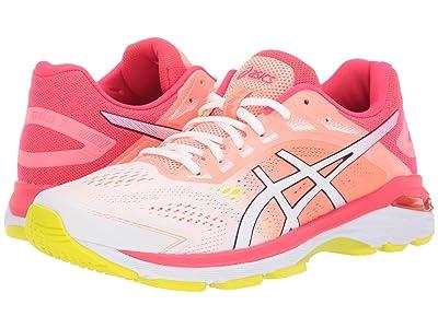 ASICS GT-2000(r) 7 (White/Laser Pink) Women
