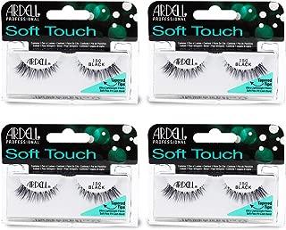 Ardell - False Eyelashes Soft Touch 150 Black (4 Pack)