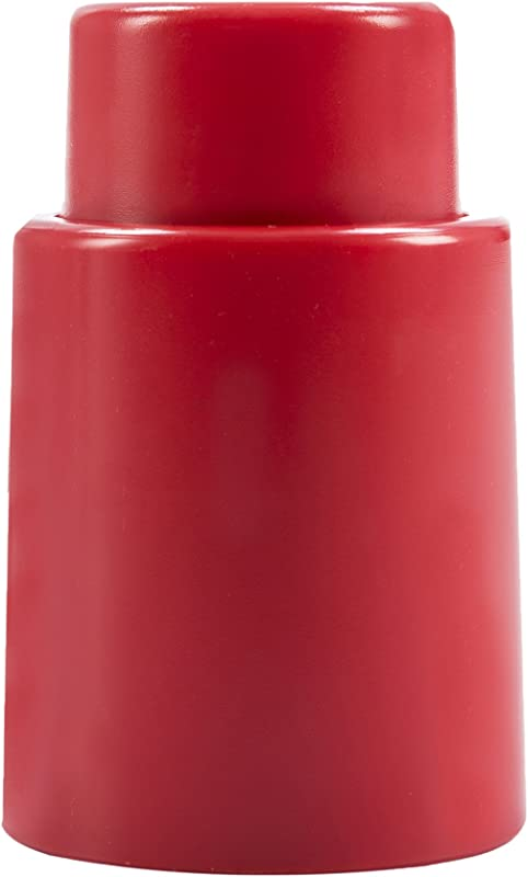 Primula Today Vacuum Wine Savers Preserves Wine For 10 Days Airtight Seal Prevents Leaks Allows Sideways Storage Red