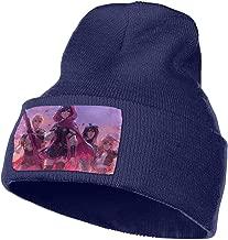 Unisex Team R-WBY Knit Hat Skull Cap Daily Warm Beanie for Men Women