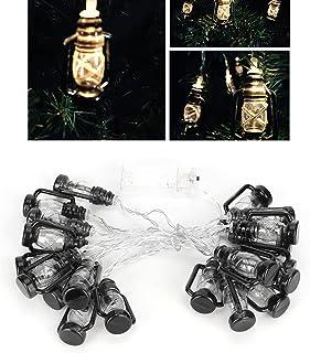 AUNMAS Lampe à Cordes, lumière de Ramadan exquise pour Les fêtes d'anniversaire pour Les Mariages pour Les carnavals d'hal...