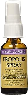 Honey Gardens Propolis Spray,1 Fl Oz (Pack of 2)