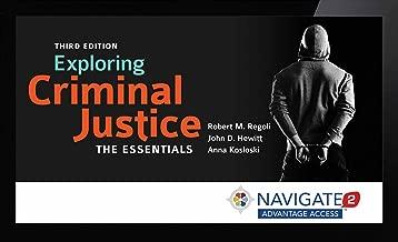 Navigate 2 Advantage Access For Exploring Criminal Justice: The Essentials