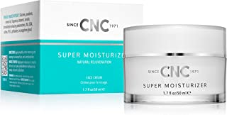 CNC Anti-Aging Super Moisturizer - All-Natural, Proprietary Formula of Clinically Proven Ingredients to Improve Skin Firmness, Gently Exfoliate, Deeply Hydrate, and Calm Irritated Skin – 1.7 fl. oz.