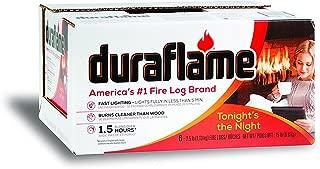 Duraflame 625 Firelog (6 Pack), 2.5 lb (2)