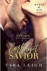 Corrupt Savior: An Enemies to Lovers, Dark Mafia Billionaire Romance (Wages of Sin Book 2) Kindle Edition