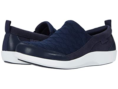 TRAQ by Alegria Melodiq (Navy Waves) Women