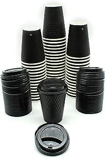 Best embossed coffee cups Reviews