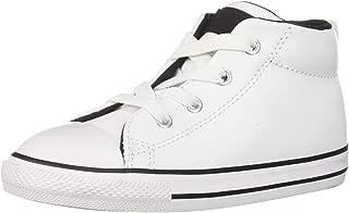 Converse Kids Infants' Chuck Taylor All Star Street Mid Top Sneaker