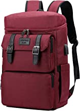 Vintage Backpack for Men Women Laptop Backpack Bookbags College Backpack