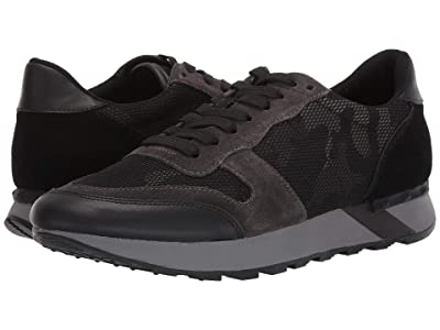 Steve Madden Perplex Sneaker (Black) Men