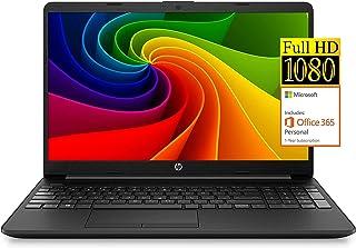 "2021 HP 15.6"" FHD (1920 x 1080) IPS Micro-Edge Laptop Computer, Intel Celeron N4020, 8GB DDR4, 128GB SSD, BT, Webcam, USB-..."