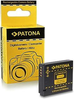 Panasonic Lumix dmw-bcf10e dmc-fs7 dmclx 5 DMC Patona slim micro-USB cargador F