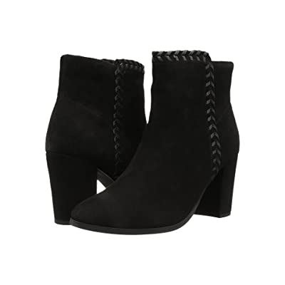 Athena Alexander Heavenly (Black Suede) Women