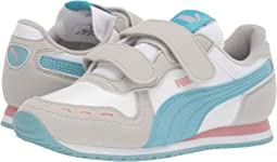 PUMA White/Milky Blue/Gray Violet