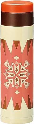 ピクニックル スリムで かわいい マグボトル (L) ラトビアフラワー レッド 400673803