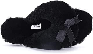 Women Fuzzy Comfort House Warm Slippers Australian Wool