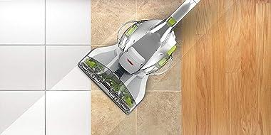 Hoover FloorMate Deluxe Hard Floor Cleaner Machine, Wet Dry Vacuum, FH40160PC, Silver