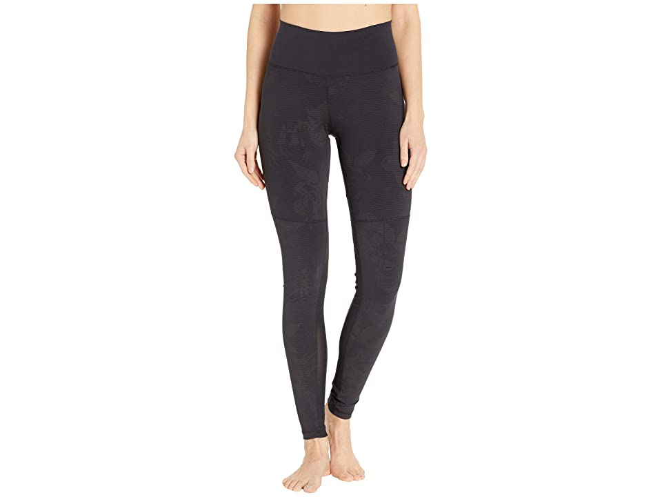 adidas Believe This High Rise Tights (Black/Black) Women