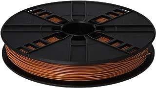 MakerBot PLA Filament, 1.75 mm Diameter, Large Spool, Brown