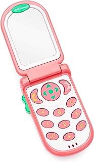 Infantino Flip and Peek Fun Phone, Pink