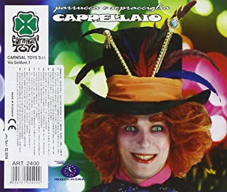 S.R.L. - HATTER WIG WITH EYEBROWS