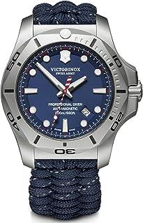 Victorinox - INOX Reloj para Hombre Analógico de Cuarzo con Brazalete de Otros V241843