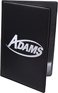 Adams USA Adams Game Card Holder Book Style BK Black