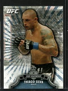 MMA UFC 2012 UFC Bloodlines #98 Thiago Silva NM-MT
