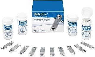 KetoBM Ketone Test Strips - Pack of 40 Strips (40 pc)