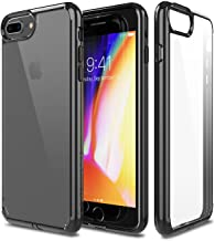 Patchworks Pure Shield Case in Black Compatible for iPhone 8/7/6s/6 Plus