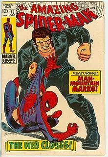 AMAZING SPIDER-MAN #73 6.0