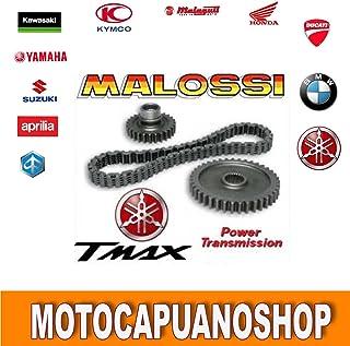 Beziehungen Einbringung Kette MALOSSI Yamaha Tmax Carb. 5004T 2001–20036714757