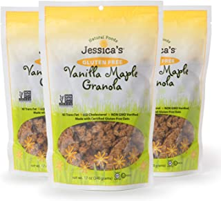 maple vanilla granola