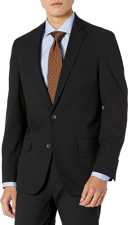 Haggar mens Premium Slim Fit Suit Separate Coat