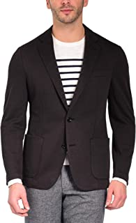 Craft & Soul Men's Slim Fit Unlined Casual Lightweight Tailored Knit Blazer Sport Coat