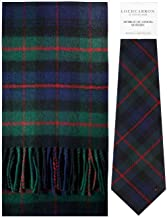 Scarf & Tie Gift Set Murray Of Atholl Modern Tartan Scottish Clan