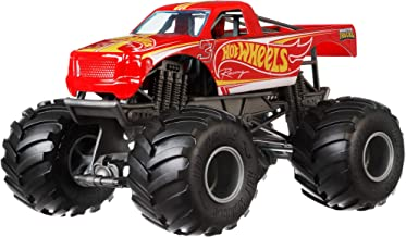 Hot Wheels Monster Trucks Racing die-cast 1:24 Scale Vehicle with Giant Wheels for Kids Age 3 to 8 Years Old Great Gift To...