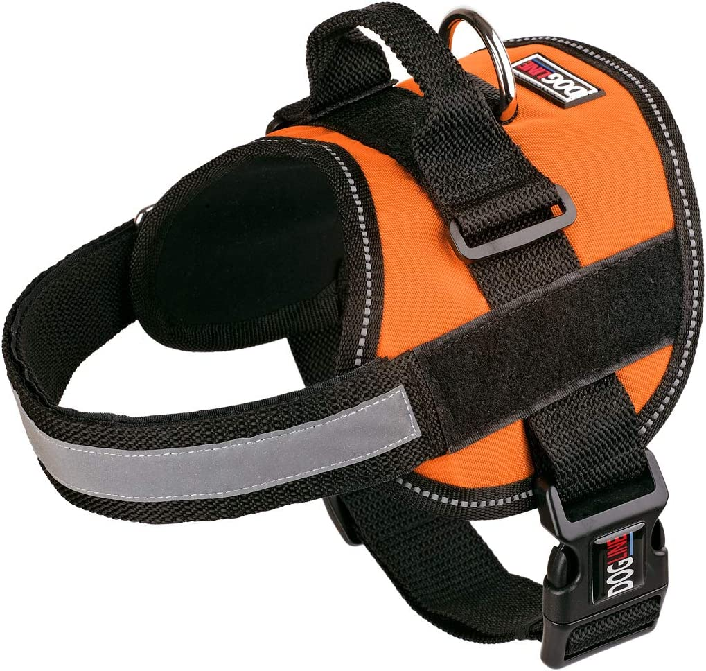 Dog Harness Reflective No-Pull Adjustable with Handle Pet Ranking TOP20 Vest low-pricing