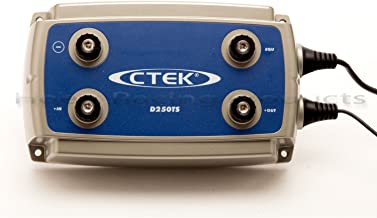 CTEK (56-740) D250TS 4-Step, Fully Automatic 24 Volt 10 Amp DC/DC Battery Charger