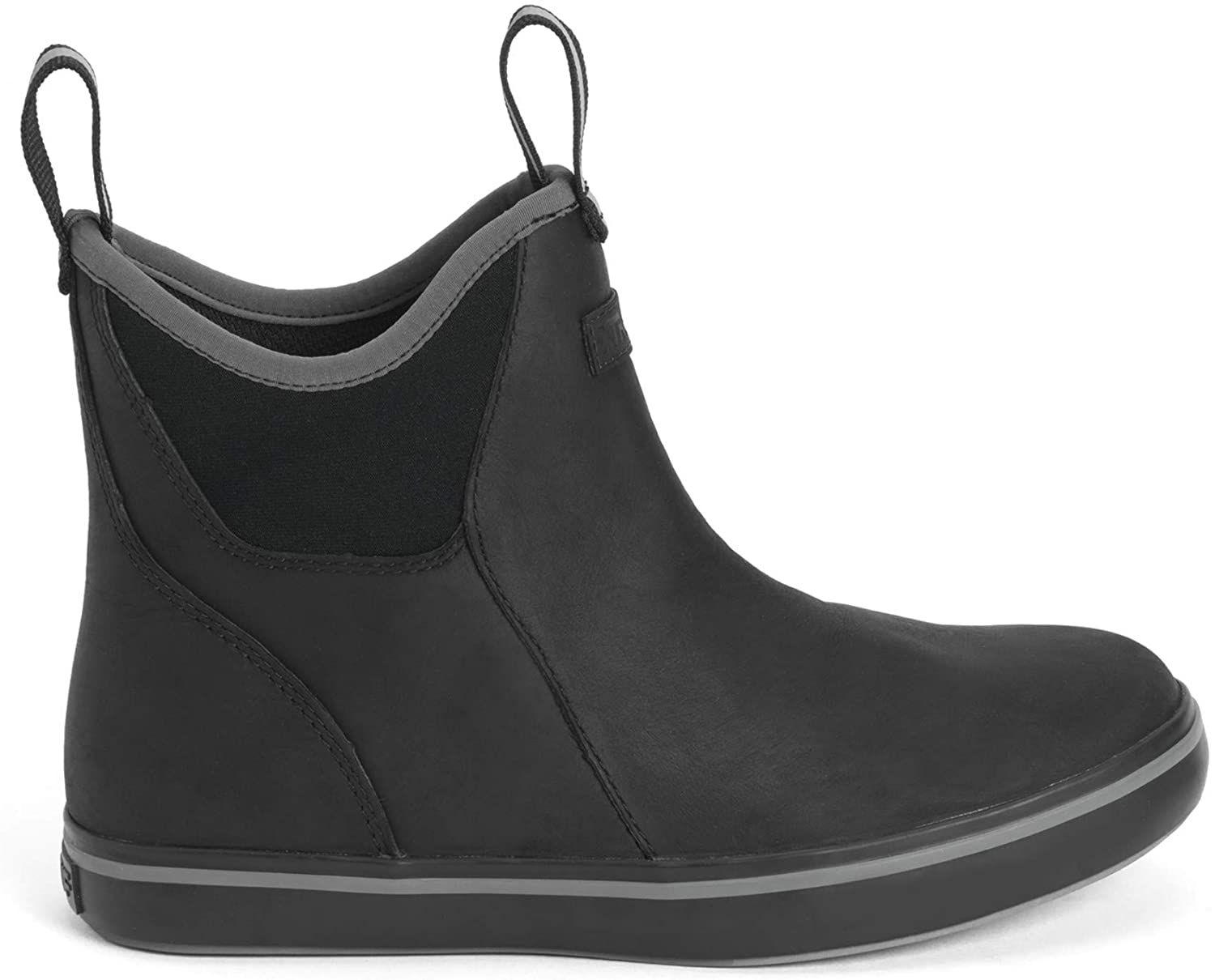 Xtratuf Selling and selling Leather Ankle Deck Black - Boot Superlatite Women'S