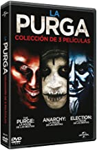 La Purga (La Noche de las Bestias) Trilogia - The Purge / Purge Anarchy / Purge Election Year [ Non-usa Format: Pal -Impor...