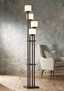 dish torchiere shades